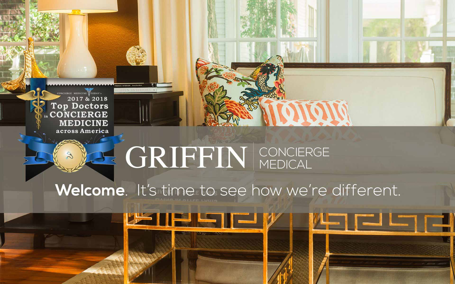 Griffin Concierge Medical | Tampa Primary Care Physician | Radley Griffin
