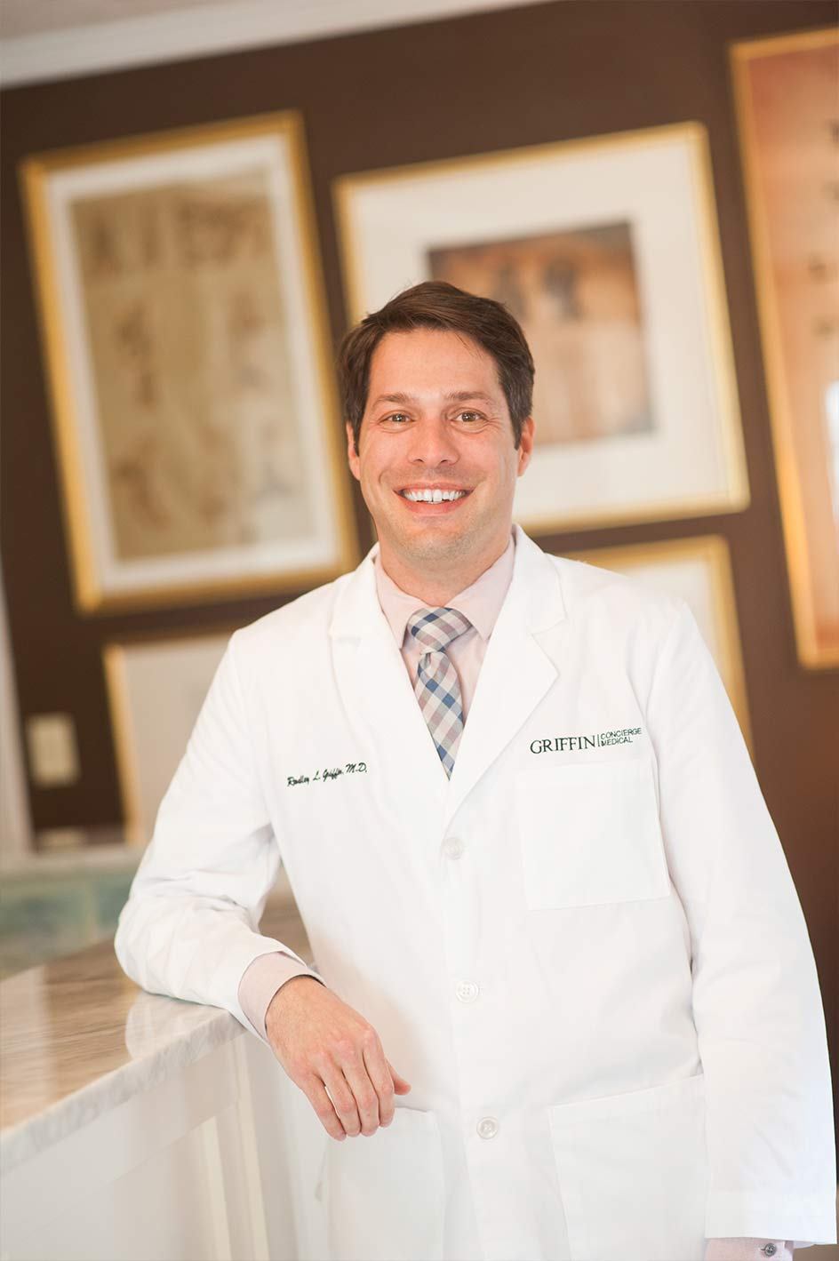 Griffin Concierge Medical // Radley Griffin, M.D.